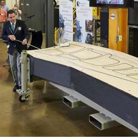 ORNL's Trim & Drill Tool for Boeing Sets Guinness World Record for Largest 3D-Printed Item - top government contractors - best government contracting event