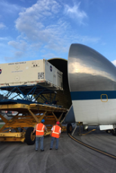 NASA Receives Lockheed-Built Heat Shield for Orion EM-1 Spacecraft - top government contractors - best government contracting event