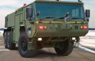 Oshkosh Defense to Enter Full-Rate Production for Marine Corps P-19R Aircraft Firefighting Trucks