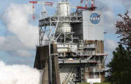 Aerojet Rocketdyne Test Fires RS-25 Engine for NASA Exploration Mission