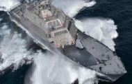Lockheed-Led Team Dispatches 7th LCS to Navy