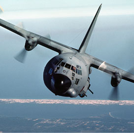 SOCOM Picks Rolls-Royce for AC-130W Infrared Suppression System Installation Contract - top government contractors - best government contracting event