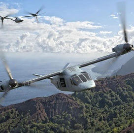 Bell Helicopter Unveils UAS Platform for Maritime Environments - top government contractors - best government contracting event
