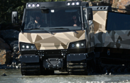 BAE Taps VOP CZ to Supply Components for Beowulf Armored Vehicles
