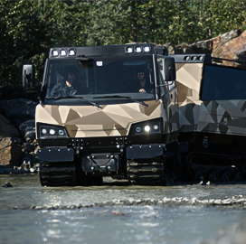 BAE's US Arm to Unveil 'Beowulf' Utility Vehicle at National Guard Symposium - top government contractors - best government contracting event