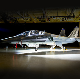 Boeing, Saab to Use 2 Production Units of T-X Trainer Aircraft in Air Force Demo - top government contractors - best government contracting event
