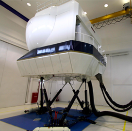 CAE Delivers C-130 Flight Simulator to Indonesian Air Force; Peter Redman Comments - top government contractors - best government contracting event