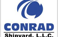 Conrad Shipyard to Construct Welded Steel Barge for Army Corps of Engineers