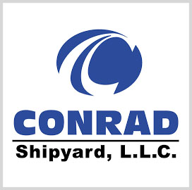 Conrad Shipyard to Construct Welded Steel Barge for Army Corps of Engineers - top government contractors - best government contracting event