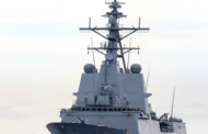 Australia's 1st Hobart-Class Air Warfare Destroyer Completes Initial At-Sea Tests