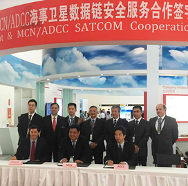 Inmarsat,Partners to Provide Aviation Safety, Cockpit Comms Services in China - top government contractors - best government contracting event