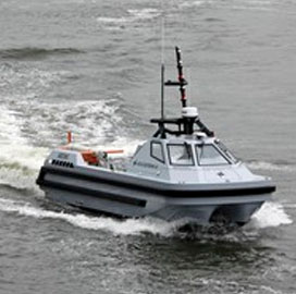 Northrop to Demo Mine-Hunting Sensor Tech at UK's Unmanned Warrior Exercise - top government contractors - best government contracting event