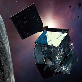 EaglePicher to Supply Power Source for Lockheed-Built NASA Solar System Study Spacecraft - top government contractors - best government contracting event