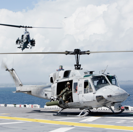 Report: Air Force Reschedules Issuance of Final UH-1N Helicopter Replacement RFP - top government contractors - best government contracting event