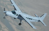 Textron Subsidiary to Extend Afghan C-208B Caravan Aircraft Support