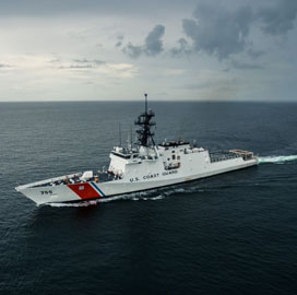 Huntington Ingalls Authenticates Keel of 8th National Security Cutter for Coast Guard - top government contractors - best government contracting event