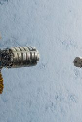Orbital ATK Cygnus Concludes 6th Space Station Cargo Resupply Mission - top government contractors - best government contracting event