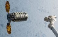 Orbital ATK-Built Cygnus Spacecraft Departs from ISS to Perform Secondary Payload Missions