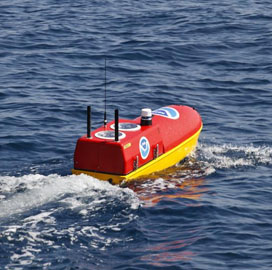 Hydronalix Lands Navy SBIR Phase III Contract for Micro Underwater Drone - top government contractors - best government contracting event