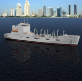 Rolls-Royce to Build Power & Propulsion Equipment for Navy Oiler Ships - top government contractors - best government contracting event