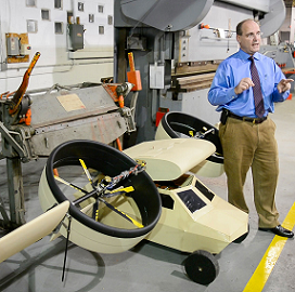 Army Engineers Visit DPI UAV Systems & Piasecki Aircraft Corp; Eye Small Business Partnerships - top government contractors - best government contracting event