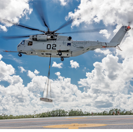 UTC Aerospace Systems to Supply Tail Rotor Components for Sikorsky's CH-53K King Stallion - top government contractors - best government contracting event