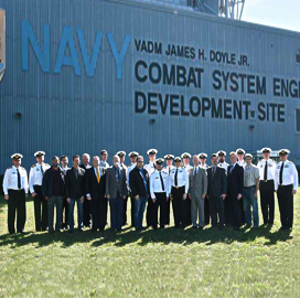 Australian Navy Officers Complete 2-Month Aegis Combat Systems Training; Terry Morrison Comments - top government contractors - best government contracting event
