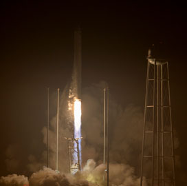 NASA Launches Orbital ATK's Cygnus Spacecraft for 6th ISS Cargo Resupply Mission - top government contractors - best government contracting event