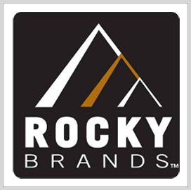 Rocky Brands Receives New Military Combat Boot Orders - top government contractors - best government contracting event