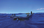 Boeing-Liquid Robotics Team Demos Persistent USVs in Live Anti-Submarine Warfare Mission