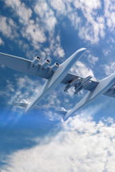 Report: Stratolaunch Aircraft Completes Land Control Test - top government contractors - best government contracting event