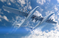 Report: Stratolaunch Aircraft Could Perform Initial Flight by Summer 2018