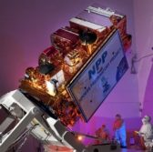 NOAA-NASA Team's Ball Aerospace-Built Environmental Satellite Marks 5 Years in Orbit; Rob Strain Comments - top government contractors - best government contracting event