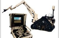 Harris Launches EOD Robot at AUSA Convention