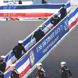 Navy Commissions 7th LCS Ship, 4th Lockheed Team-Built Freedom Variant - top government contractors - best government contracting event