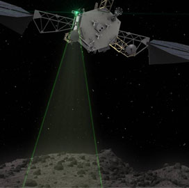 NASA's Jet Propulsion Lab Releases Asteroid Redirect Mission Spacecraft RFP - top government contractors - best government contracting event
