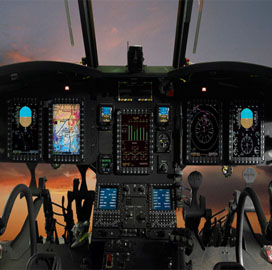 Rockwell Collins to Repair Army CH-47F Helicopter Avionics System; Thierry Tosi Comments - top government contractors - best government contracting event