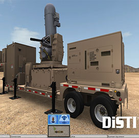 DiSTI to Develop 3D Training Platform for Army Phalanx Weapon System - top government contractors - best government contracting event