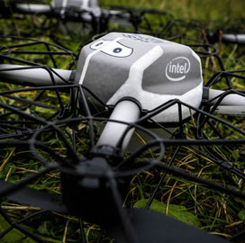 Intel Introduces New Drone Tech for Light Shows - top government contractors - best government contracting event