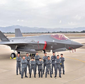 Lockheed Martin Delivers First Japanese F-35A Aircraft to Luke AFB - top government contractors - best government contracting event
