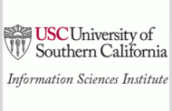 USC ISI Wins Air Force Contract to Support 3D Imaging Tech Devt