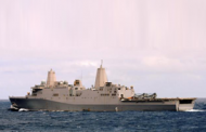BAE to Repair, Maintain Navy's USS New Orleans Transport Dock Ship