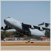 Lockheed Delivers Final C-5M Aircraft Under USAF Modernization Effort - top government contractors - best government contracting event