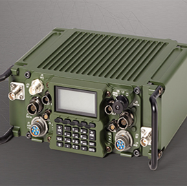 Rockwell Collins' Manpack Radio Tech Completes Army Qualification Test - top government contractors - best government contracting event