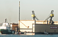 BAE Receives New Dry Dock at San Diego Shipyard; Joe Campbell Comments
