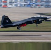 China Conducts FC-31 Fighter Jet Flight Test - top government contractors - best government contracting event