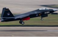 China Conducts FC-31 Fighter Jet Flight Test