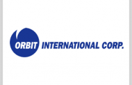 Orbit International Receives Navy Electronics Purchase Order