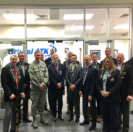 Orbital ATK's New Utah Office to Support Air Force Minuteman III Booster Sustainment - top government contractors - best government contracting event