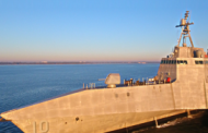 Austal USA-Built Giffords Littoral Combat Ship Completes Maiden Voyage